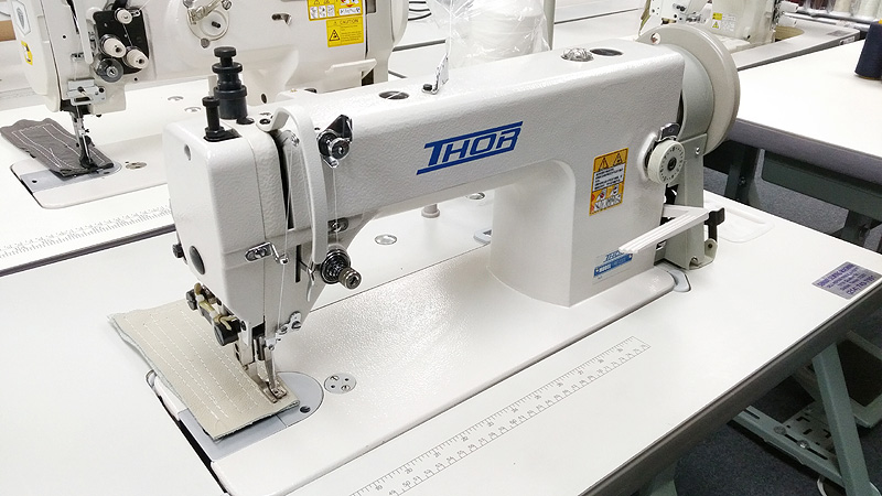 THOR RE-0303 Walking Foot Sewing Machine for Medium Weight Materials