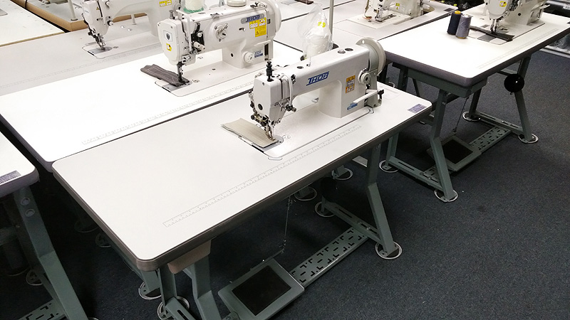 THOR RE-0303 Industrial Sewing Machine for Medium Weight Materials
