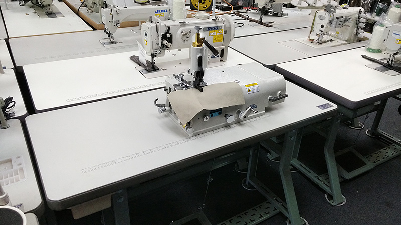 THOR RE-T801 Leather Skiving Machine
