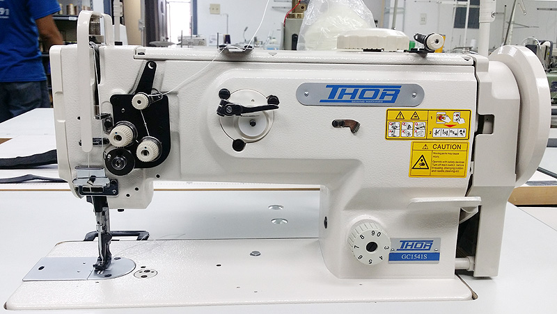 THOR GC 1541S Leather and Upholstery Walking Foot Sewing Machine