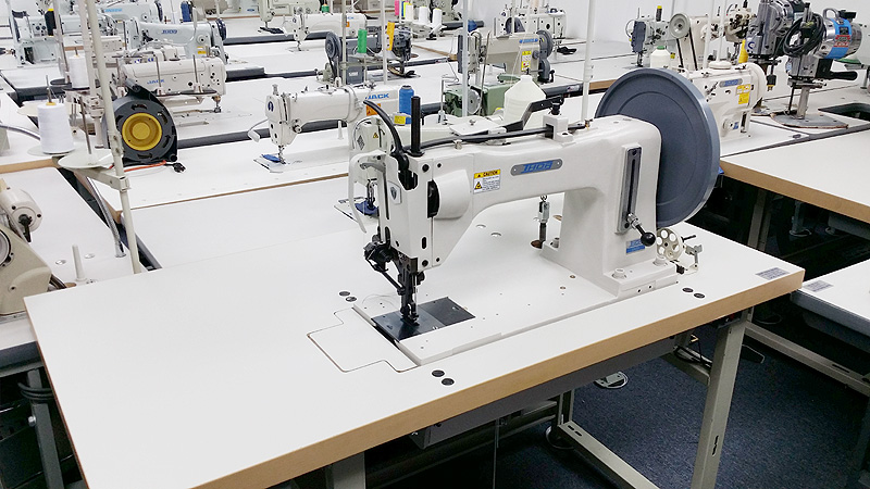 7 Class Sewing Machine THOR GA733