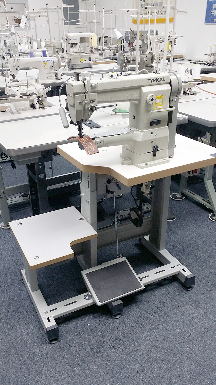 TYPICAL GC-2603 Cylinder Arm Sewing Machine