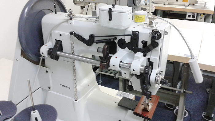 TYPICAL 441 Cylinder Arm Walking Foot Sewing Machine
