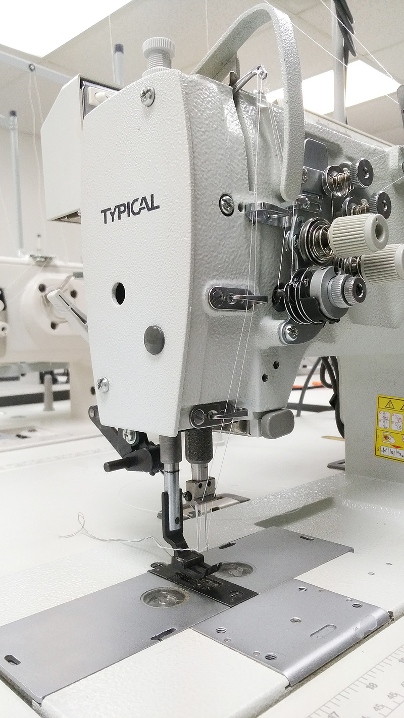 TYPICAL GC9720-HD3 Automatic Two Needle Sewing Machine