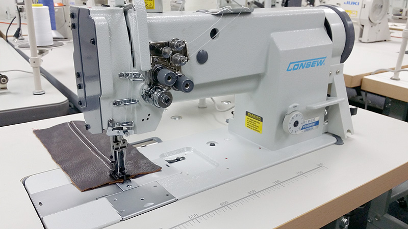 Leather And Upholstery Machines Consew P2339rb Double